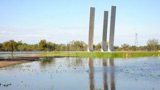 El Parque de la Constitución, en la ciudad de Santa Fe