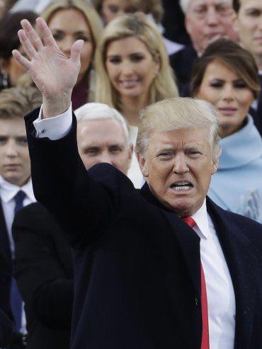 Donald Trump dijo quese terminó la era de los charlantes, es la hora de la acción.