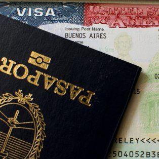 estados unidos podria pedir las claves de las redes sociales de los solicitantes de visas