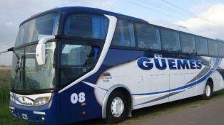 Las empresas Güemes y Transur cubrirán el recorrido que tenía Monticas en la Ruta 9