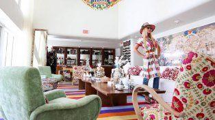 Las imágenes del exclusivo Faena Hotel de Miami Beach