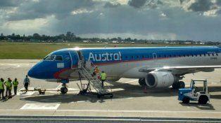 Una amenaza de bomba provocó que se posterguen vuelos en el aeropuerto de Fisherton.