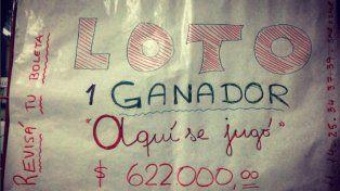 Ganó más de 600 mil pesos y no los puede cobrar porque no encuentra la boleta
