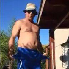 En un VIDEO, Di Leo insulta a Tapia y Angelici por haberlo dejado sin laburo