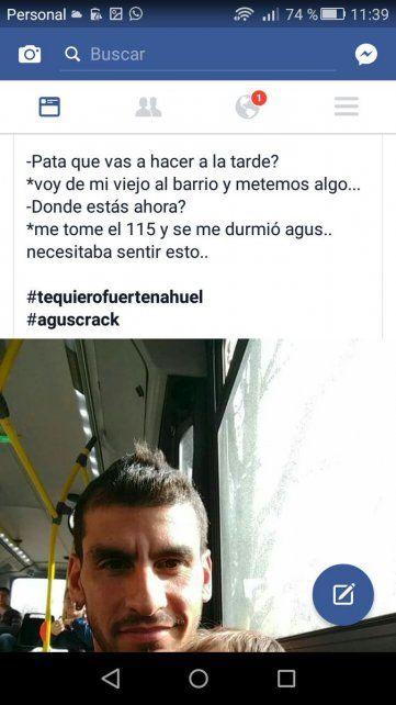 El arquero de Tigres de México se tomó el 115 junto a su hijo