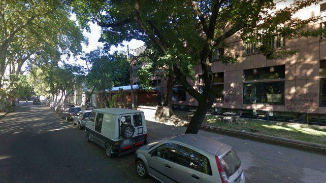Un hombre murió por hipotermia en cercanías de la Facultad de Medicina en Rosario