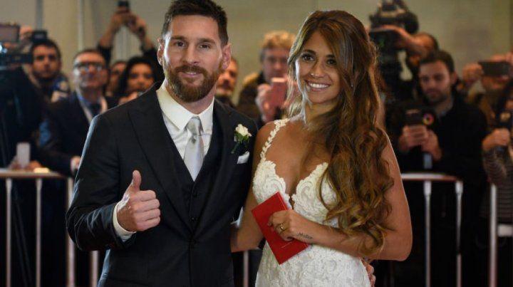 En la Fundación Techo todavía reciben donaciones desde el extranjero por la boda de Messi