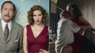 Polémica. La escena sexual de Francella y Lopilato conmociona a las redes sociales.