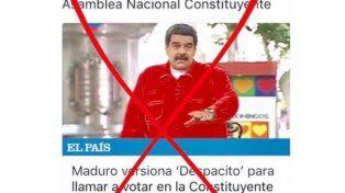 Luis Fonzi y Daddy Yankee contra Nicolás Maduro por el uso político de Despacito