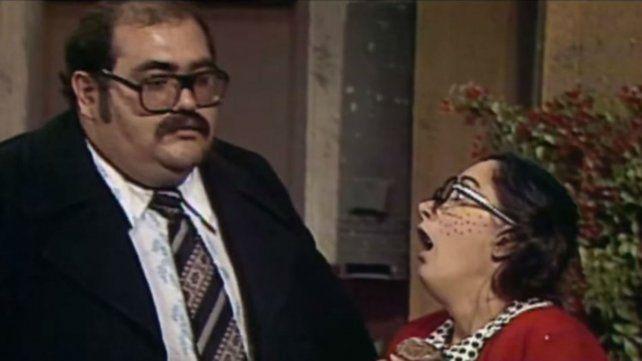 La Chilindrina y el Señor Barriga se reencontraron después de 37 años de ausencia