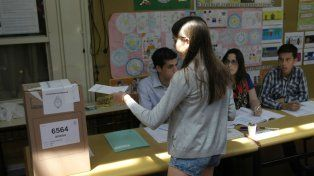 Elecciones 2017: por el voto joven habrá 410 mesas más en toda la provincia