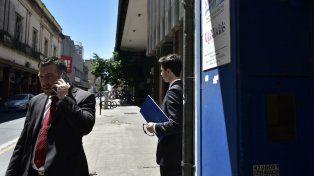 Rodrigo fue apartado de las causas a su cargo y el lunes podría ser suspendido provisoriamente.