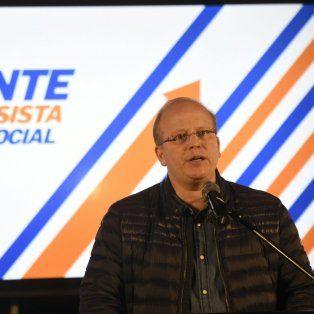 Contigiani piensa que en octubre puede hacer una gran elección.