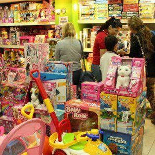 las compras por el dia del nino cayeron 3,3 por ciento con respecto a 2017