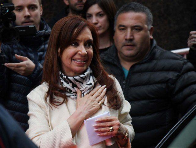 La expresidenta Cristina Fernández de Kirchner vaticinó un gran ajuste para después de las elecciones.