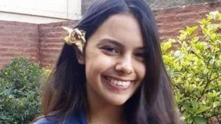 Asesinada. Anahí Benítez fue abusada sexualmente