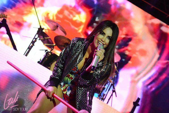 A bailar. Lali Espósito se presentará en la ciudad el próximo 18 de noviembre en El Círculo.