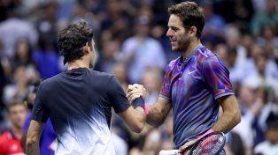 El mundo del tenis rendido a los pies de Del Potro