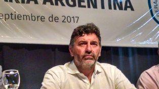 Omar Príncipe, presidente de Federación Agraria Argentina. En cada región, la mitad de los pequeños producciones, están desapareciendo.