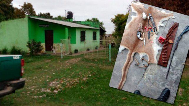 Detuvieron a un joven santafesino que cazaba pumas y los exhibía en Facebook