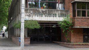El cuerpo de Puchetta fue derivado al Instituto Médico Legal para la realización de una autopsia.