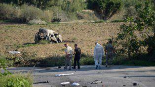 asesinaron con una bomba a una de las periodistas de los panama papers