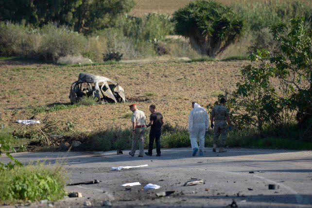 Asesinaron con una bomba a una de las periodistas de los Panamá Papers