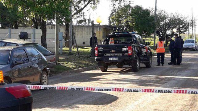 Un hombre mató a su pareja delante de su hija e intentó quitarse la vida