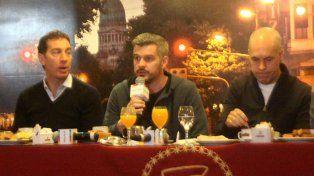 Marcos Peña aseguró que el gobierno nunca encuestó sobre Santiago Maldonado