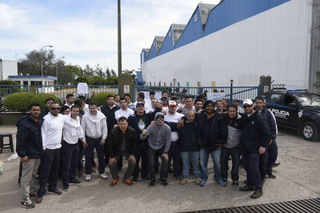 Los empleados despedidos de la firma Unilever volverán a sus lugares de trabajo.