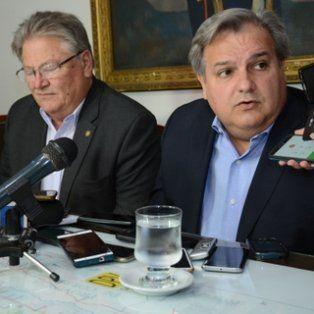 a dúo. Fascendini y Farías posaron la lupa sobre los radicales afines a Macri que siguen en el gobierno frentista.