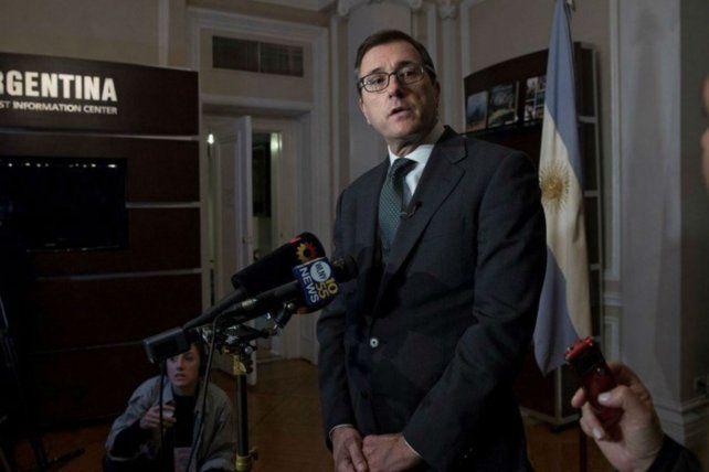 El cónsul argentino en Nueva York coordinará toda la estadía de los familiares de las víctimas.