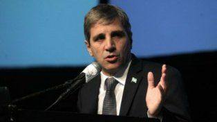 Luis Caputo, el ministro de Finanzas de Macri, vinculado a paraísos fiscales