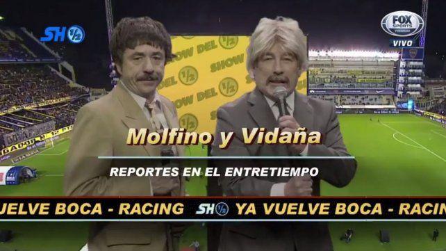 Deportes en el recuerdo volvió  para animar el entretiempo de la Superliga