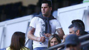Matías Messi fue formalmente acusado de portación de arma de guerra.