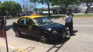 Narcolemia positiva. A un taxista le retiraron el vehículo por consumir marihuana.