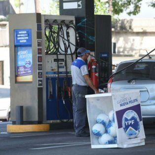 los precios de los combustibles vuelven a aumentar