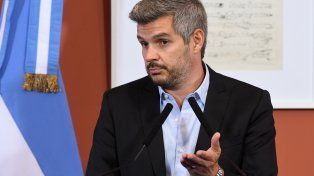 Peña aseguró que los que marchan quieren que el Gobierno fracase
