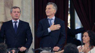 Macri: Lo peor ya pasó, ahora vamos a crecer
