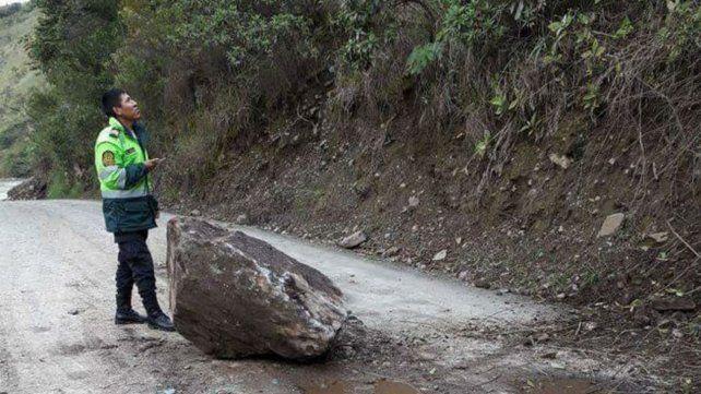 Una joven de Coronda murió en Perú por el impacto de una roca