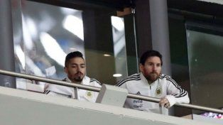El mensaje de Messi que sus compañeros no entendieron
