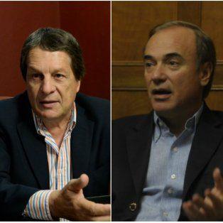 Rubeo (PJ), Nicotra (Cambiemos), Di Pollina y Galassi (Partido Socialista).