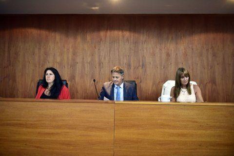 Los jueces Usandizaga