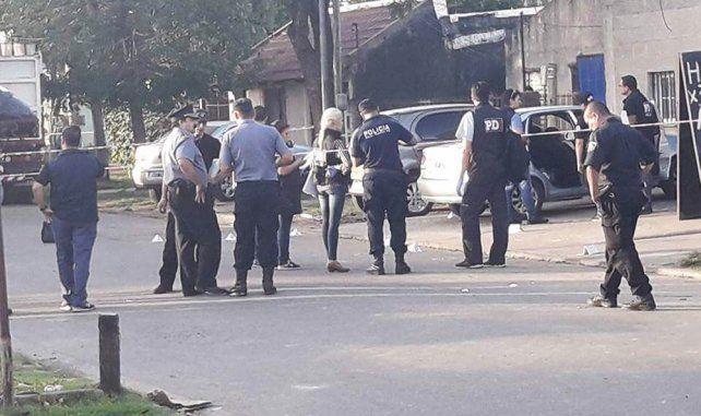 Ataque mortal. El lugar donde fueron asesinadas tres personas en Granadero Baigorria.