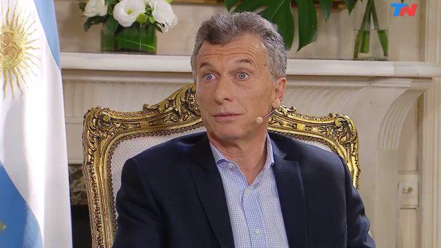 Es mentira que las tarifas son exorbitantes, dijo Macri