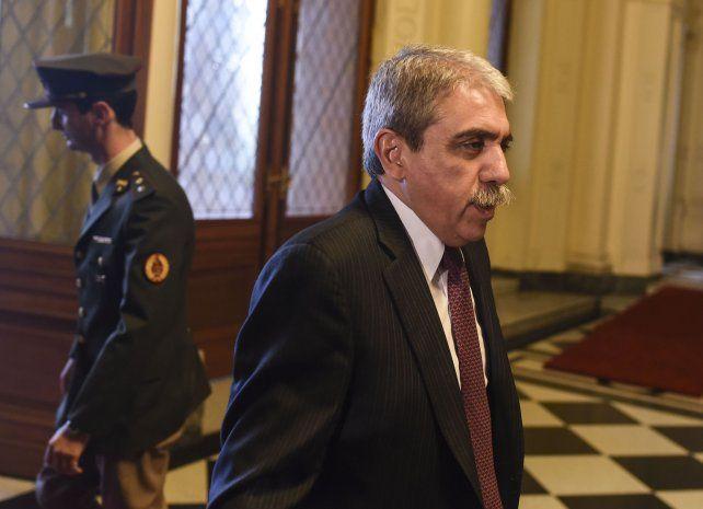 Aníbal Fernández: Estoy buscando que los dirigentes de mi partido dejen de hacerse los pelotudos