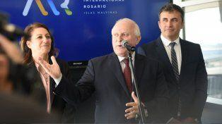 Lifschitz: No vamos a recortar obras, no somos partidarios de hacer ajustes