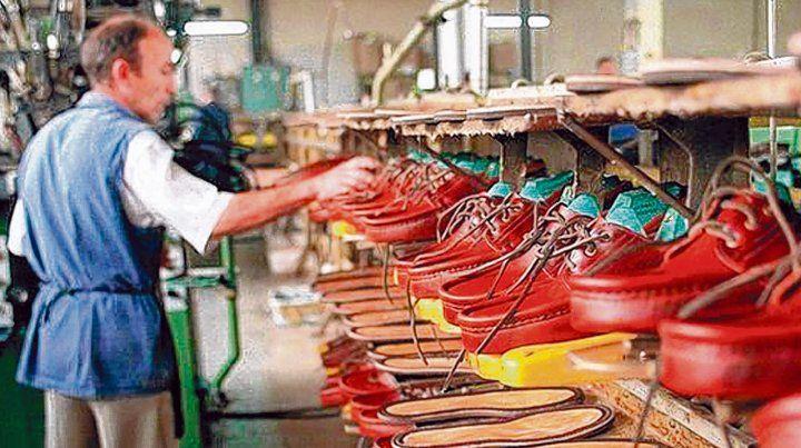 Preocupación. Los empresarios del calzado están alertas. Temen que la situación económica siga afectando a su rubro.