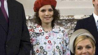 La hermana de la reina de Holanda tenía 33 años.