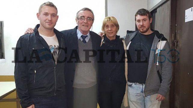 Hugo Tognoli, tras su liberación: Destruyeron a mi familia